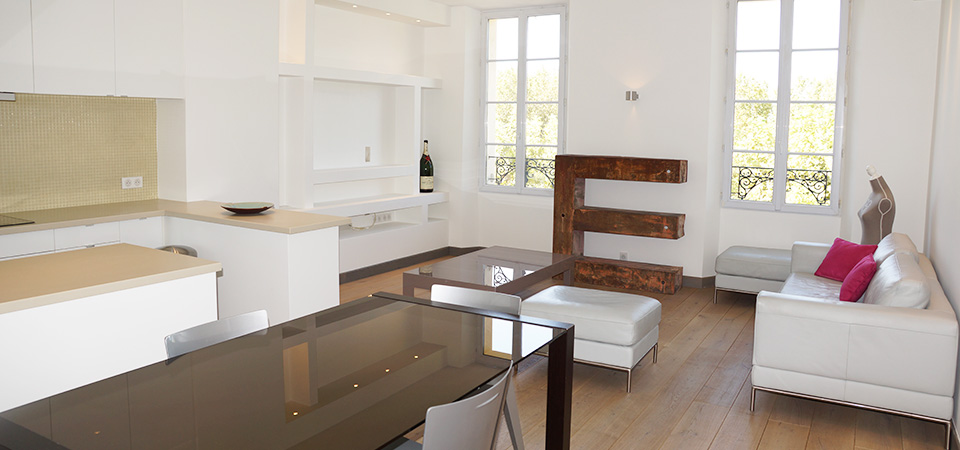 SAINT TROPEZ - Bel Appartement rénové
