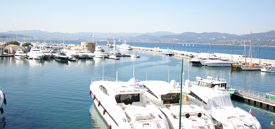 SAINT-TROPEZ - EXCLUSIVITE - Superbe appartement sur le port