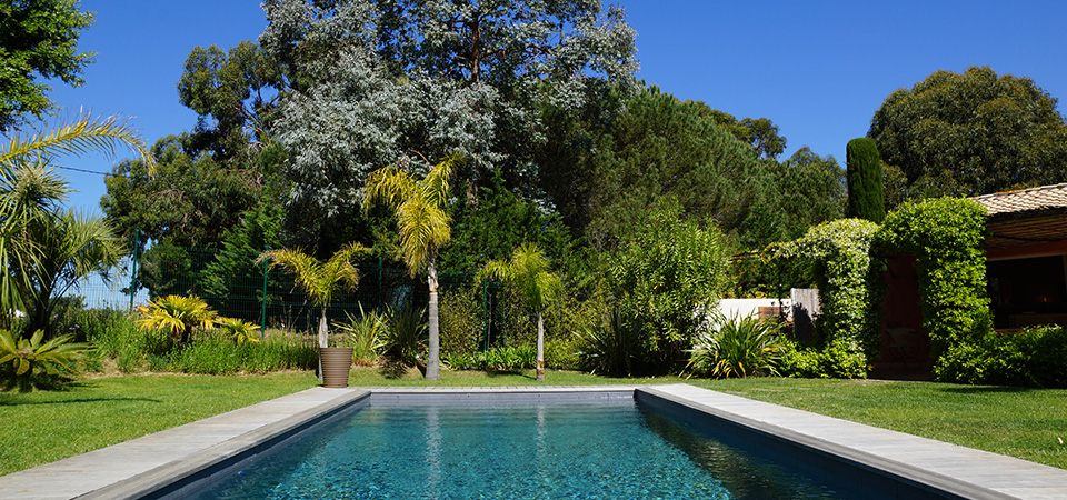 SAINT TROPEZ - Lovely villa close to the beach