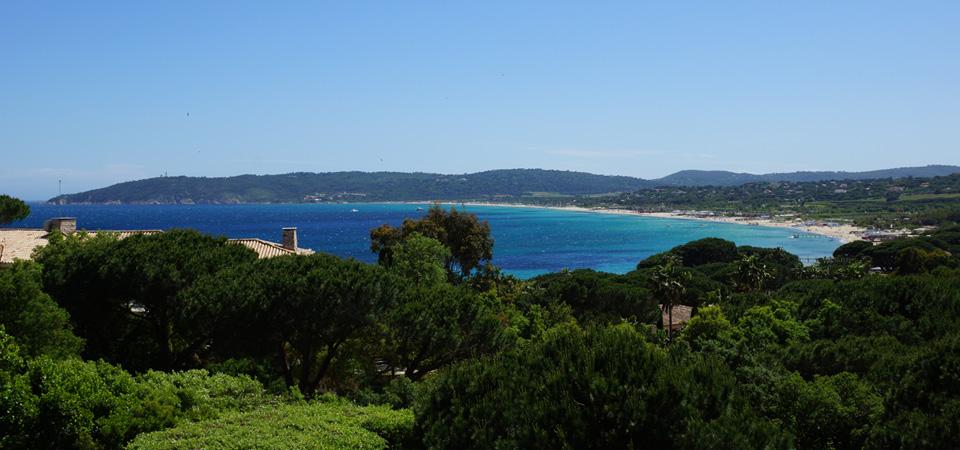 RAMATUELLE - Villa avec belle vue mer