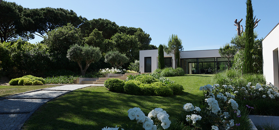 RAMATUELLE - Superbe villa contemporaine