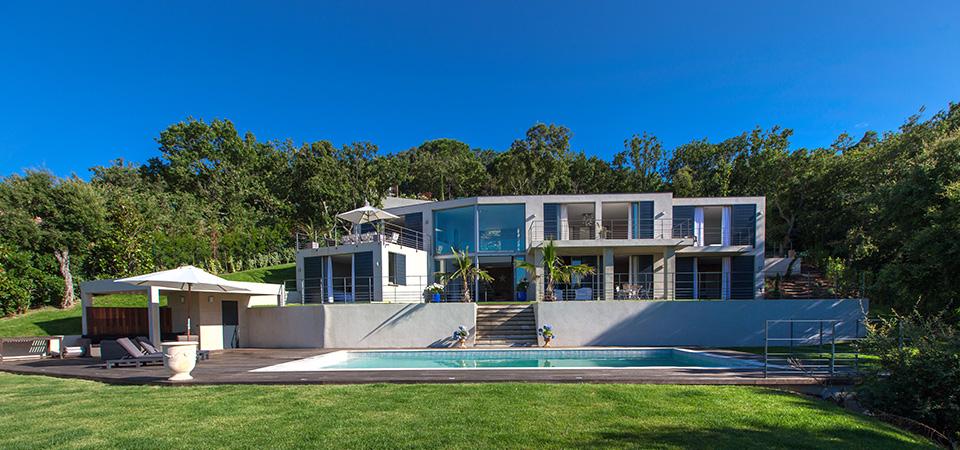 RAMATUELLE - Superbe villa contemporaine proche de la mer
