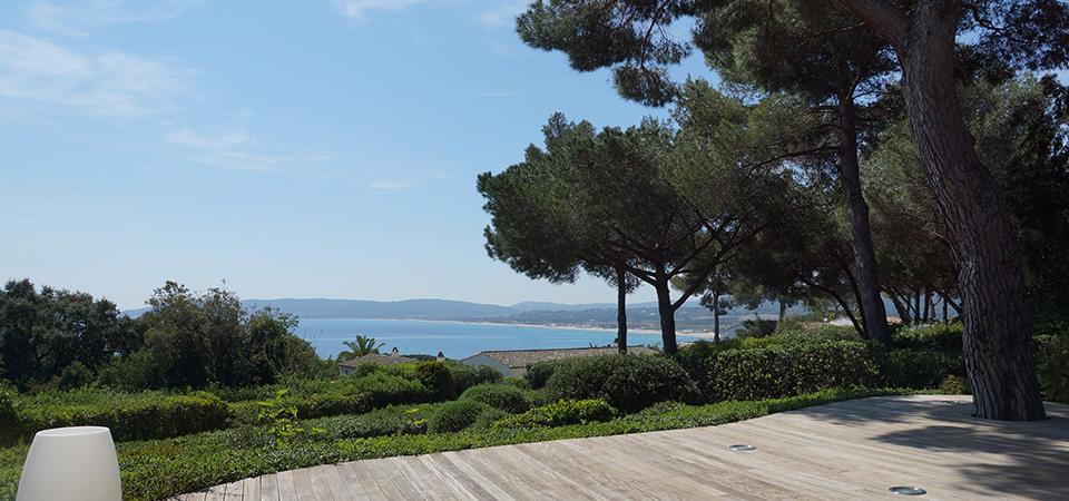 RAMATUELLE - Beautiful sea view