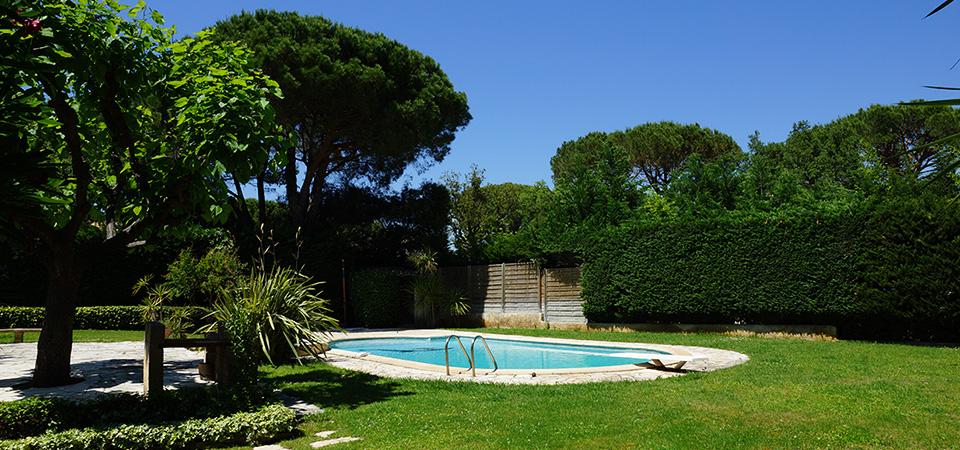 GASSIN - Ravissante villa à l'entrée de St Tropez