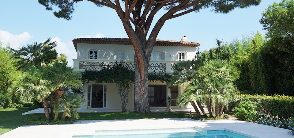 RAMATUELLE - Provencal villa at only 50 m from beach..