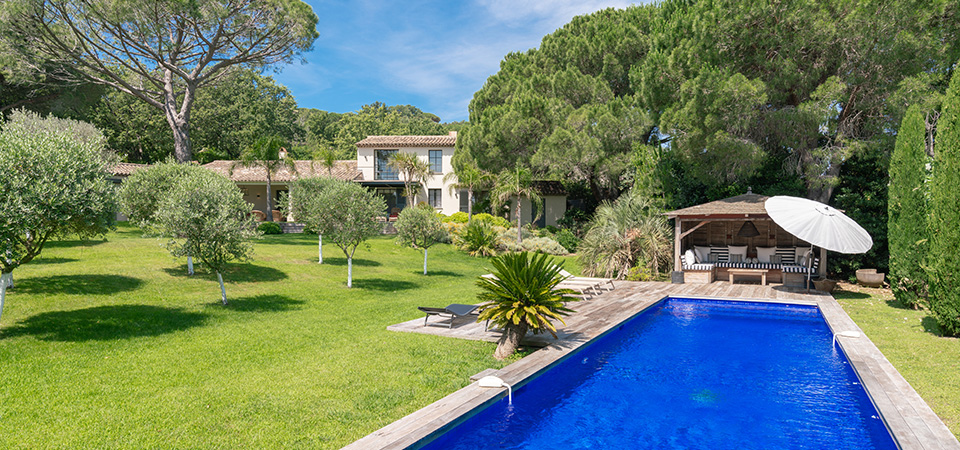 SAINT TROPEZ - Lovely property close to town