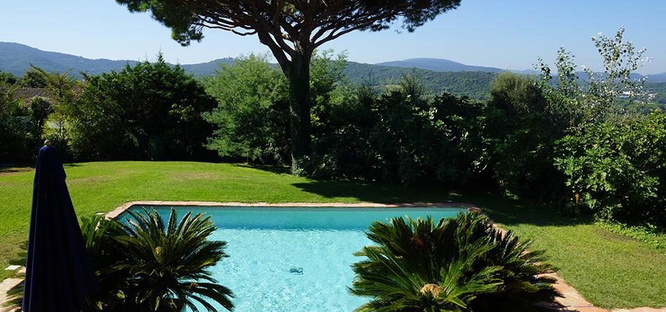 GASSIN - Jolie villa provençale au calme