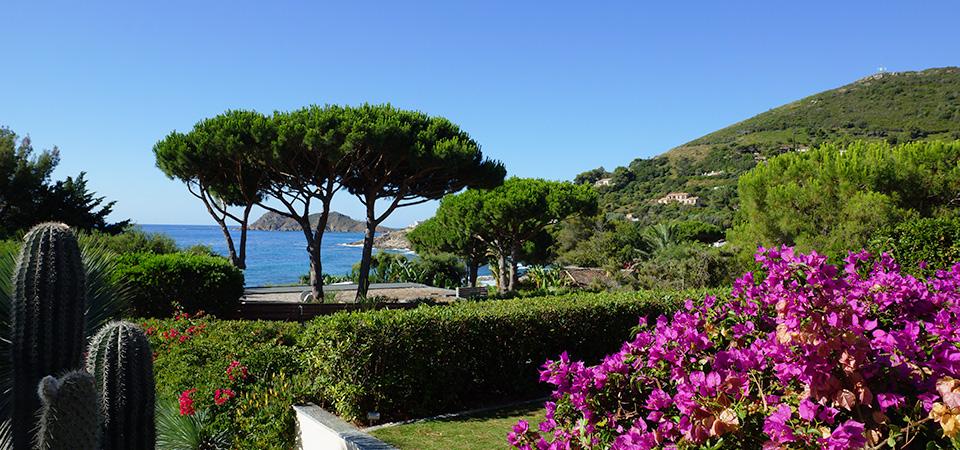 Ramatuelle - RAMATUELLE - Ravissante villa avec vue mer