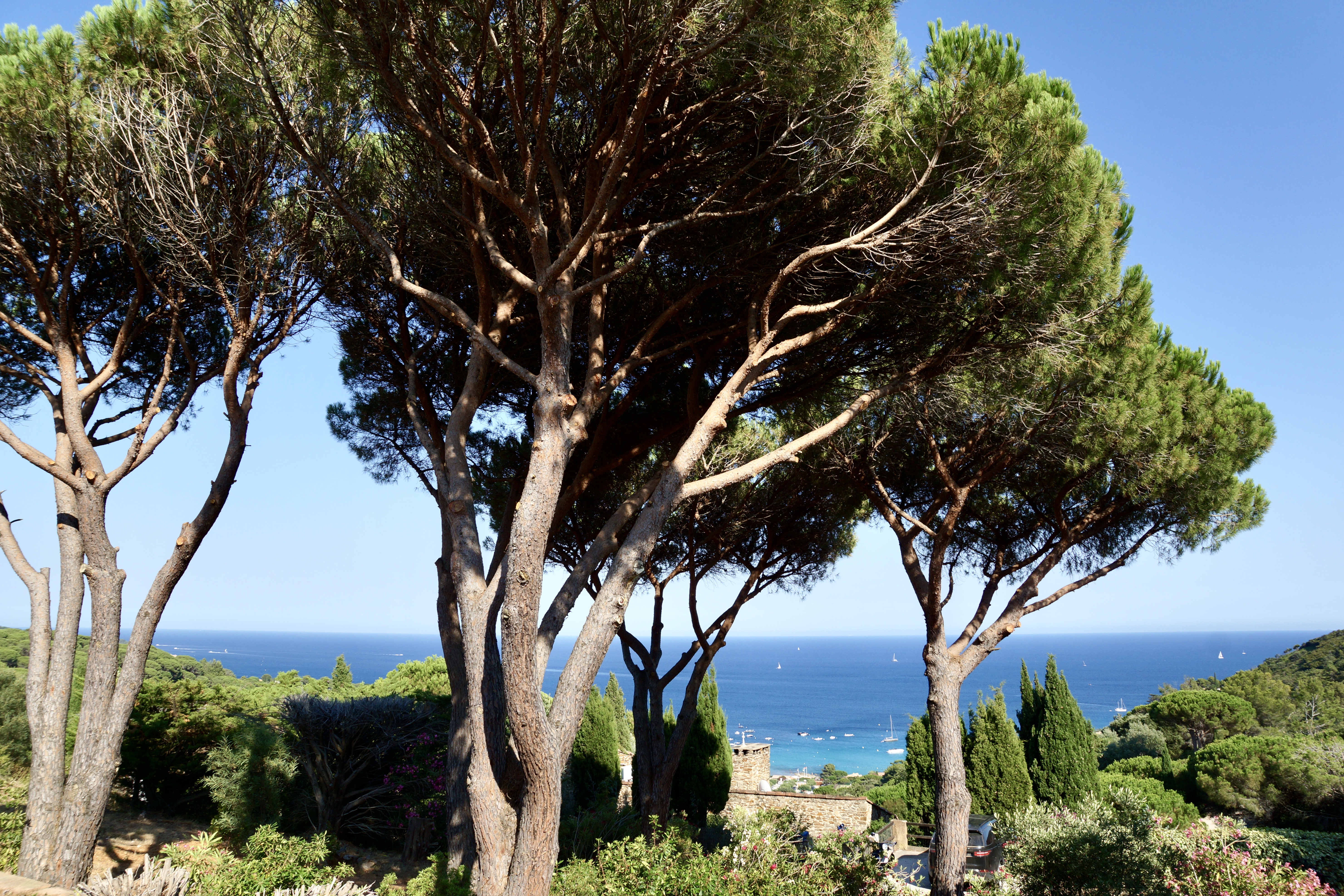 Property to renovate with beautiful sea view