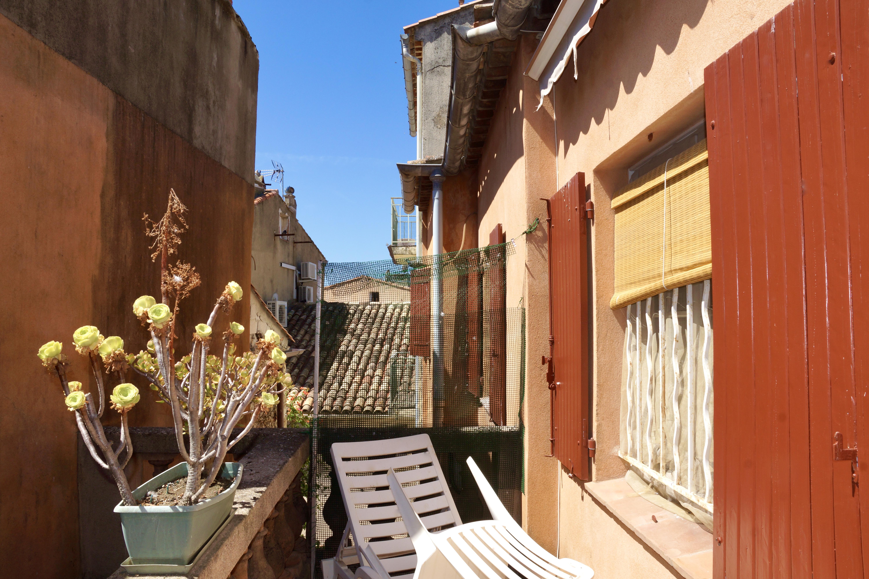Maison de village à rénover en plein centre de Saint-Tropez